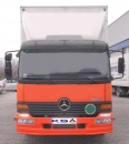 ΦΩΤΑ ΗΜΕΡΑΣ LED (D.R.L. -DAYΤΙΜΕ RUNNING LIGHT) MERCEDES ATEGO.